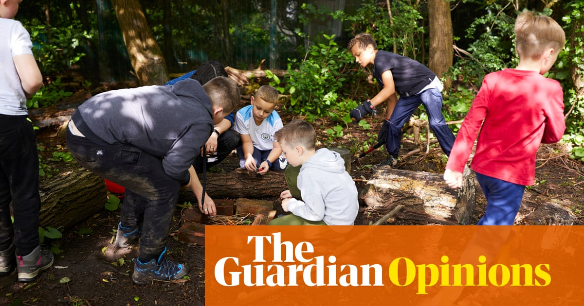 The more children know of the natural world, the more they'll want to protect it