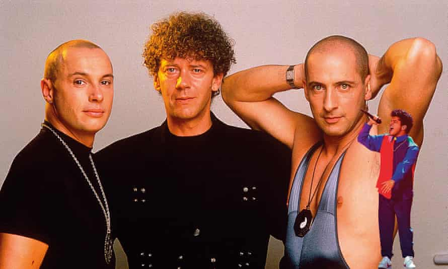 Right Said Fred and Bruno Mars