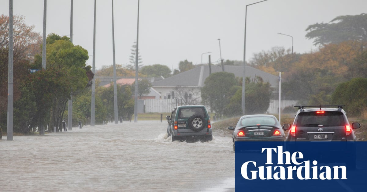Thousands at risk of flooding in New Zealand's Canterbury region