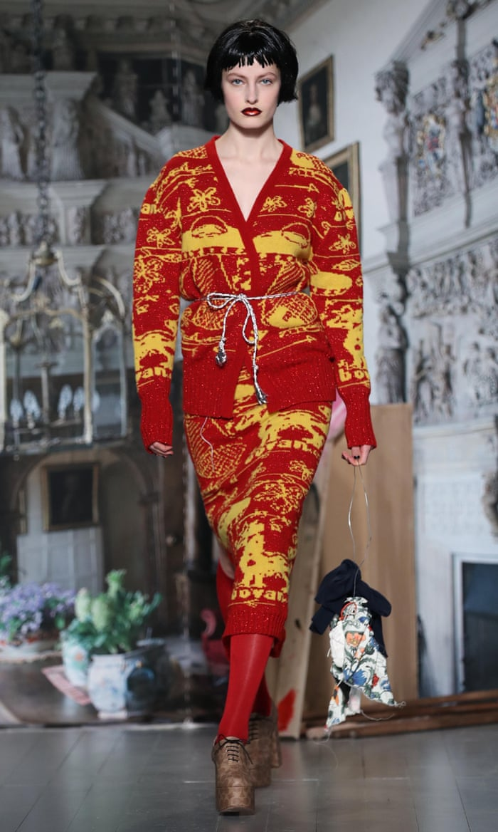02d096d5813a The AW19 takeaway: 10 trends from the shows – a photo essay | Fashion | The  Guardian