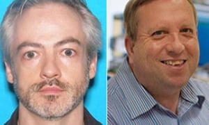 Wyndham Lathem, left, and Andrew Warren have been sought in connection with the fatal stabbing of Trenton Cornell-Duranleau in Chicago, Illinois.