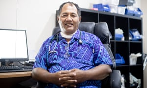 Limbo Fiu, the president of the Samoa Association of General Practitioners, said the 2019 measles epidemic is unprecedented for his small island nation.