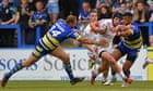 Challenge Cup final: Warrington, St Helens and a clash of childhood friends | Aaron Bower