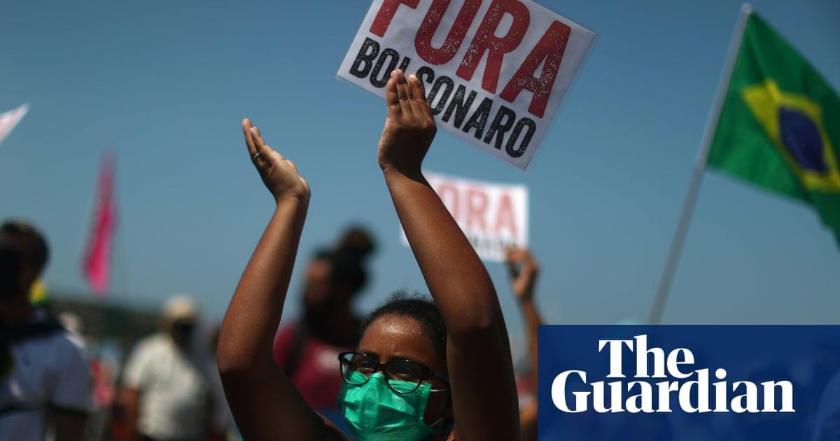 Brazil protesters aim to summon spirit of 84 for massive anti-Bolsonaro drive
