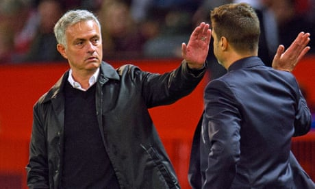 Pochettino pays price for Spurs' failure of renewal but Mourinho is a big gamble