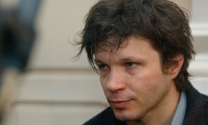 Bertrant was convicted of killing Marie Trintignant in a hotel room in Lithuania in 2003.