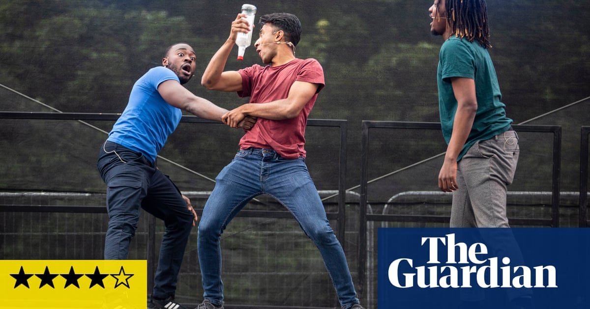 Rituel review – toddlers become teenagers in a captivating show