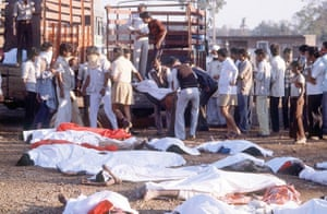 The explosion killed over 3,000 people instantly, but the subsequent death toll has been far higher.