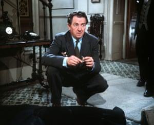Rupert Davies Maigret