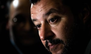 Matteo Salvini: unpleasant, but must be listened to.