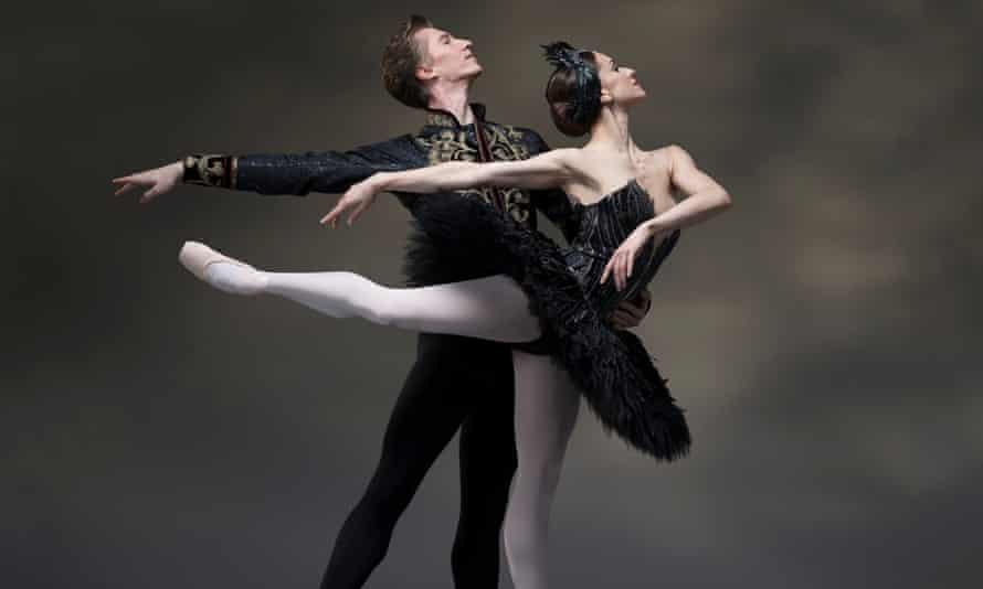 Royal Ballet: Swan Lake.