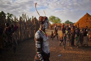 Members of the Karo tribe