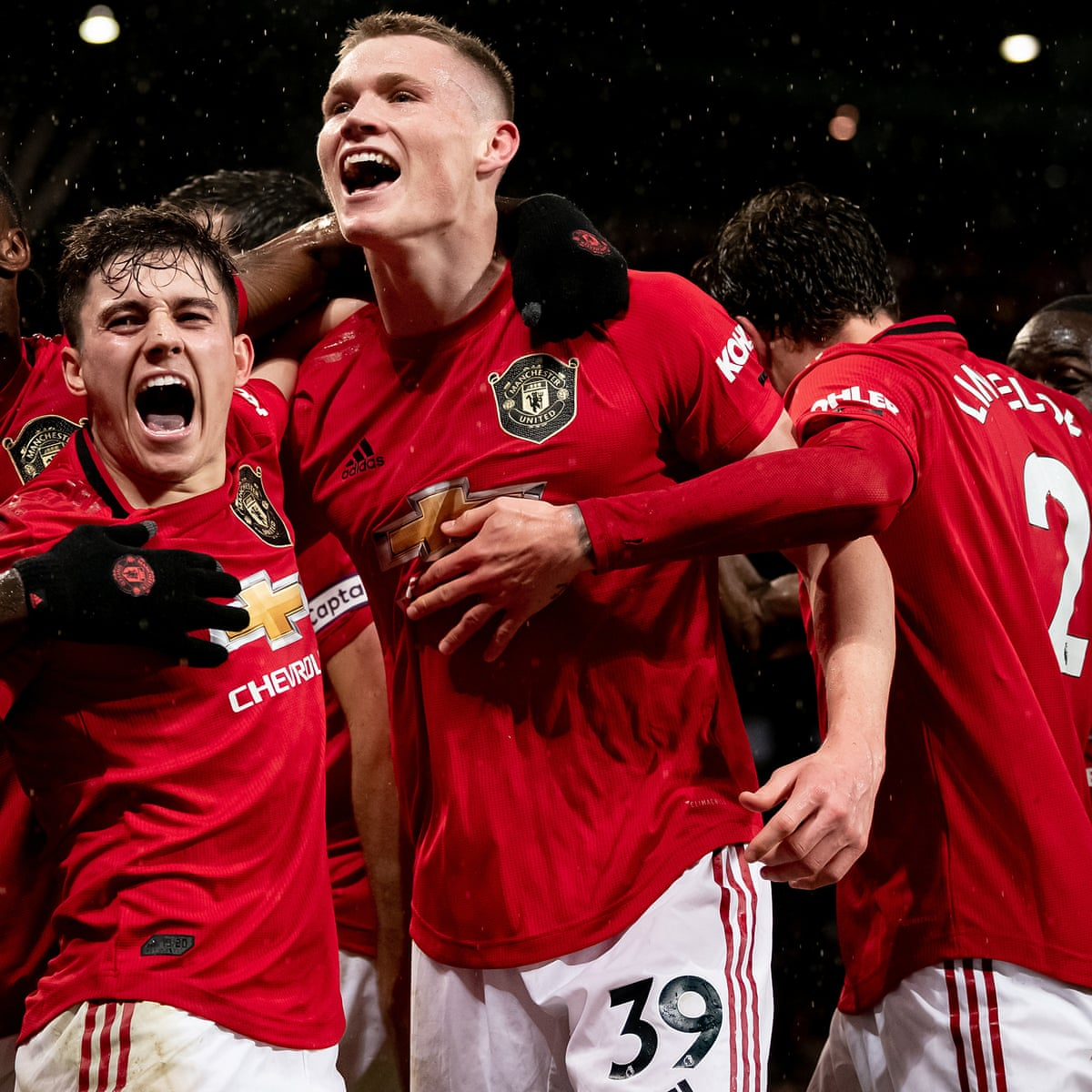 McTominay embarrasses Ederson in Manchester United's derby win ...
