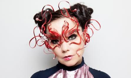 'Demanding, but rewarding …' Björk in Tokyo in 2016.