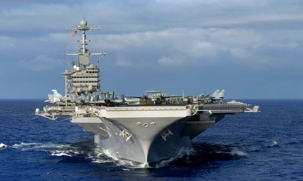 US defence strategy in Indo-Pacific region faces 'unprecedented crisis' | Australian defence force | The Guardian