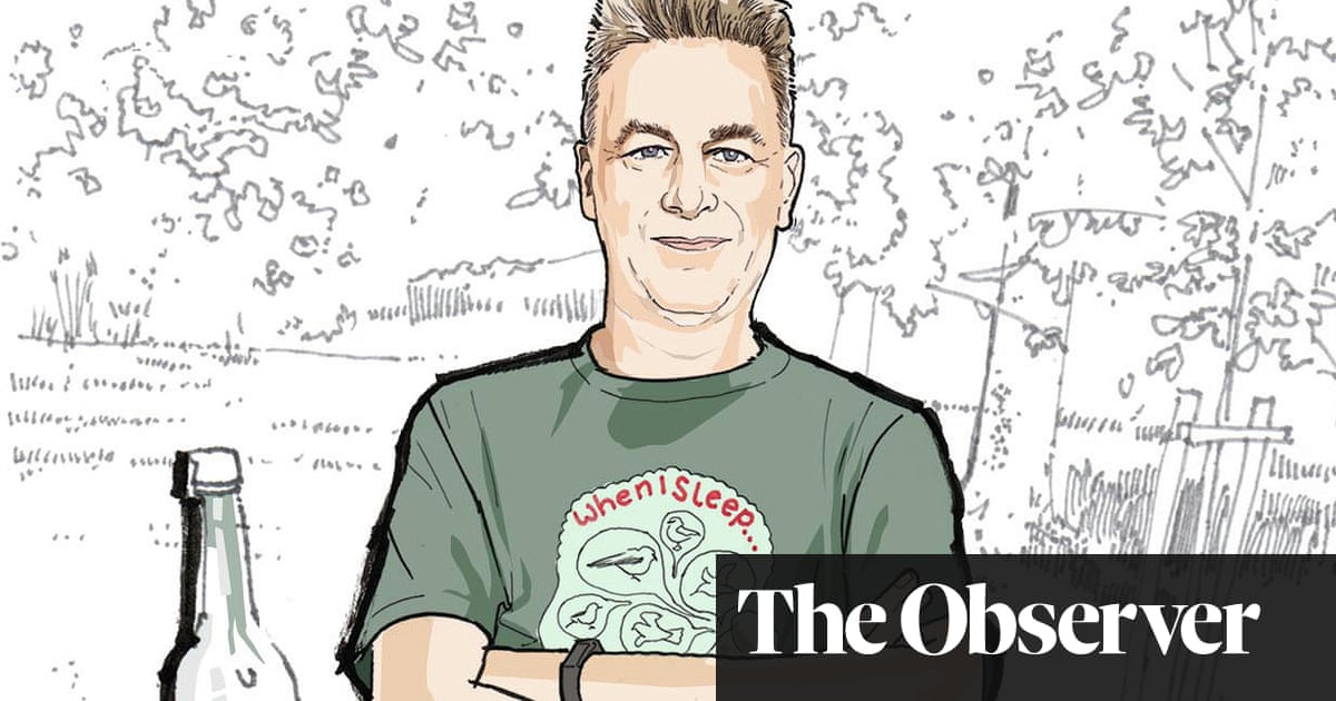 Chris Packham: 'People like me have a very aggravated sense of injustice'