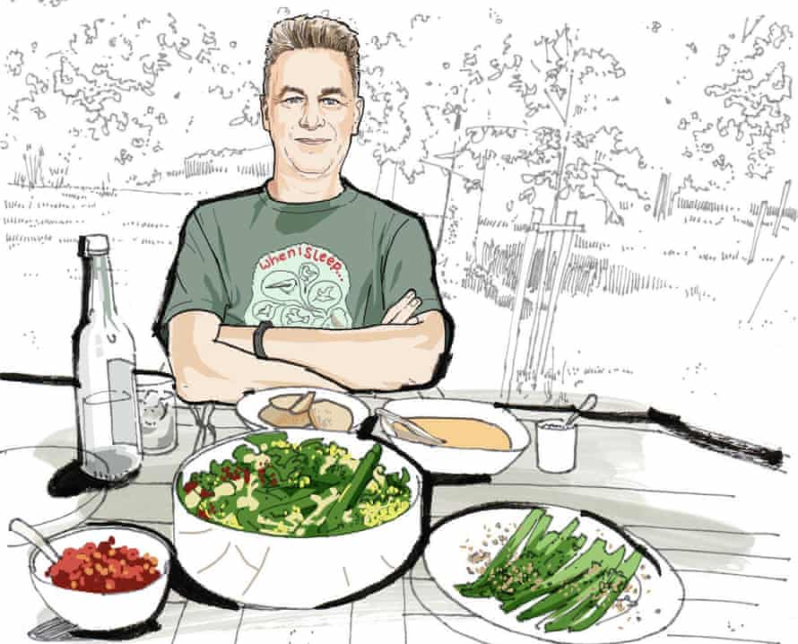 Lunch With Chris Packham