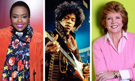 Lauryn, Jimi, Cilla … some supergroup that