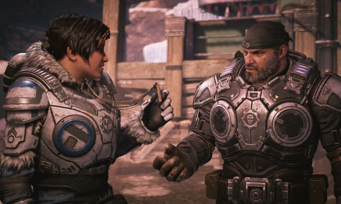 It Was The Right Choice How The Gears 5 Team Built A