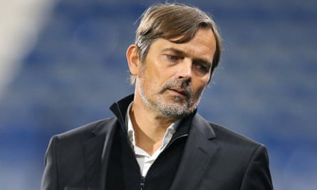 Phillip Cocu's tenure resulted in Derby slipping to the bottom of the Championship.