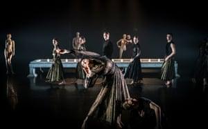 National Dance Company Wales perform Caroline Finn's Revellers' Mass.