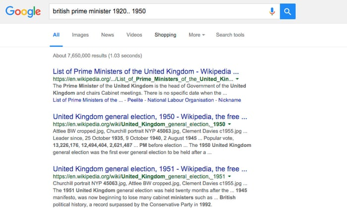 How to use search like a pro: 10 tips and tricks for Google