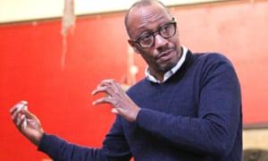 Talawa's artistic director Michael Buffong