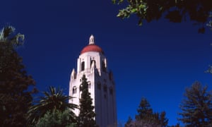 Stanford University is ranked top for the second year running.
