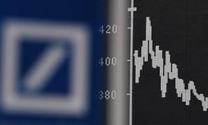 Deutsche bank graph