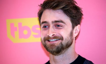 Daniel Radcliffe who played Harry Potter.