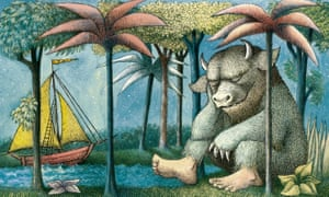 Where the Wild Things Are by Maurice Sendak – the world is rampantly strange …