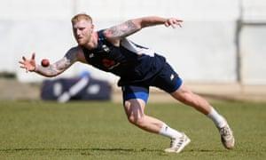 England's Ben Stokes.