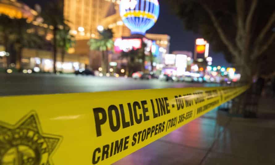Las Vegas crime police