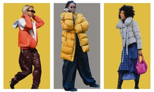 Gone for a padd-leBig padded coats - they're officially everywhere. Blame the North Face, blame Moncler, blame the whole fashion industry right now. The bigger and more enveloping the better and if it comes in a bright colour or pattern, all the more reason to cheer.