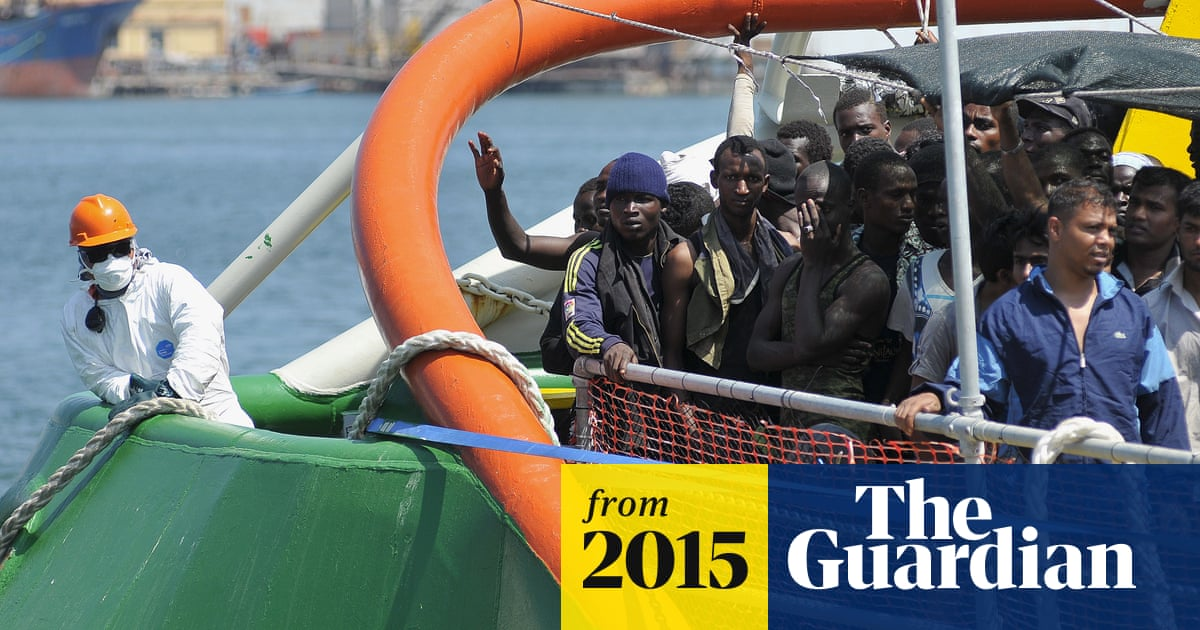 A day on a refugee rescue ship: 'this job must be done