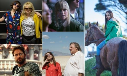 How To Be Single, Green Room, Hunt for the Wilderpeople, Valley of Love and Gods of Egypt