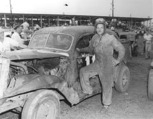 Wendell Scott was a pioneer for black racing drivers in the US