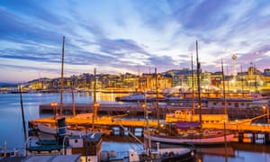 Oslo's 'fjord city' plan has created more leisure, work and living space in former port areas around the harbour.