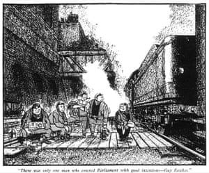 Giles cartoon 8 July 1945