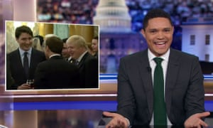 "Trevor Noah: ""When world leaders get together, they're gossipy bitches just like the rest of us."""