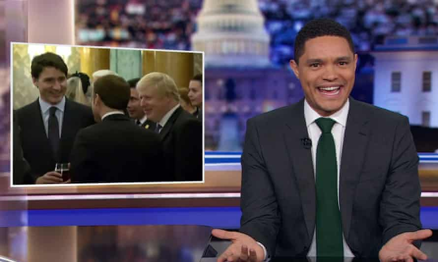 """Trevor Noah: """"When world leaders get together, they're gossipy bitches just like the rest of us."""""""