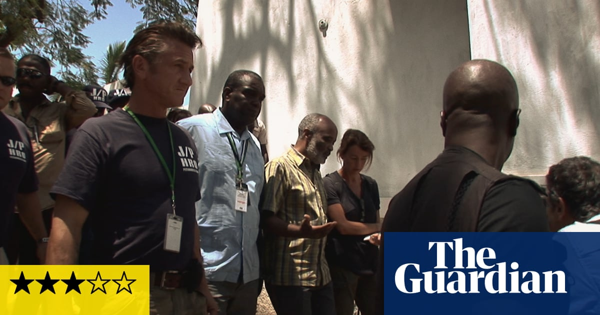 Citizen Penn review – Hollywood star's vanity project lifts Haiti