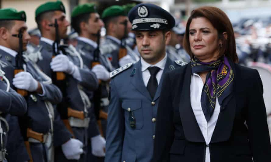 Interior minister Raya al-Hassan has failed to intervene in the case, drawing criticism from Abi-Nassif.