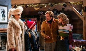 The Devil of Christmas, Inside No 9's festive special starring Celia (Rula Lenska), Toby (George Bedford), Julian (Steve Pemberton) and Kathy (Jessica Raine)