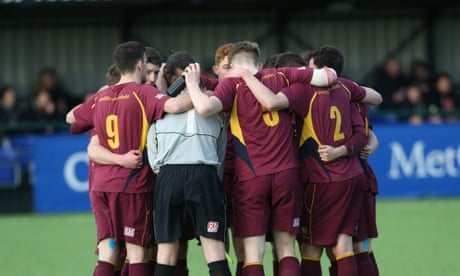 Cardiff Met: the student football team with sights set on the Europa League