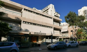 The headquarters of the chief rabbinate in Tel Aviv, which controls all matters of marriage and divorce in Israel.