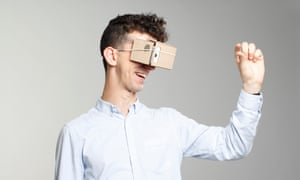 Observer New Review Virtual Reality headset samsung app with Kadhim Shubber