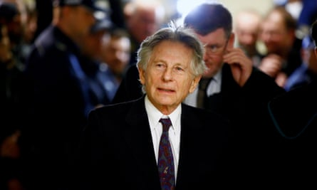 Polanski pleaded guilty in Los Angeles in 1977 to having sex with a 13 year-old girl and served 42 days
