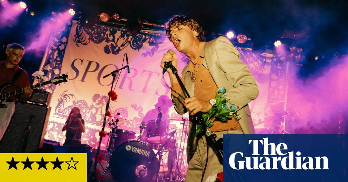 Sports Team review – bright buzz band continue indie revival | Music