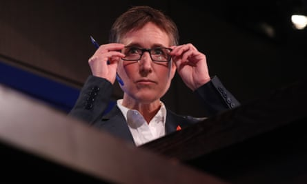 The secretary of the ACTU, Sally McManus, said many people working as casuals would prefer the paid leave and security of permanent work.